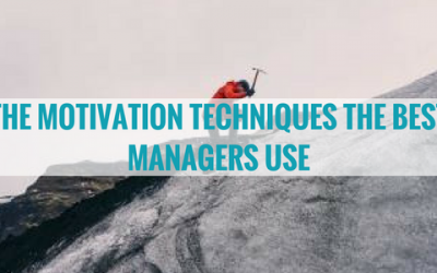 5 Motivation Techniques Used by Highly Effective Managers
