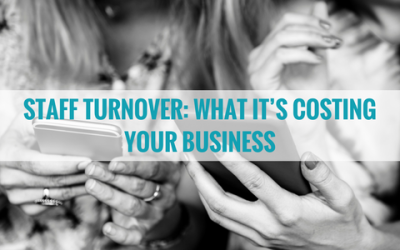 Staff Turnover: What It's Costing Your Business