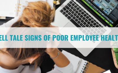 The Telltale Signs of Poor Employee Mental Health