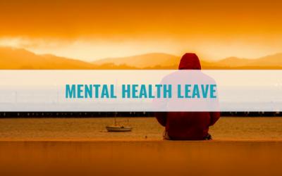 Mental Health Leave