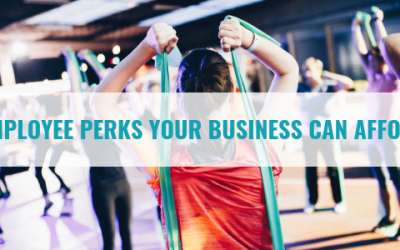 Employee Perks Your Business Can Afford