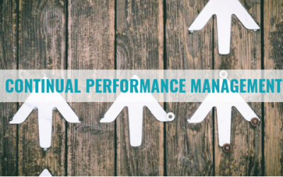 Continual Performance Management