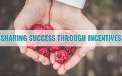 Sharing Success Through Incentives