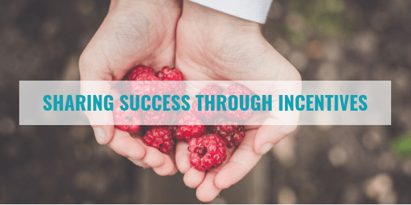 Sharing Success Through Incentives